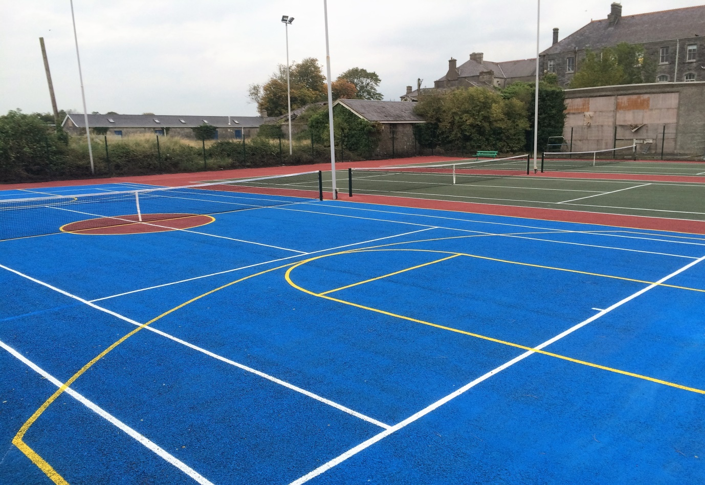 Court Painting Markings Courtcare Ireland Ltd