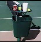 Tennis Post Bins