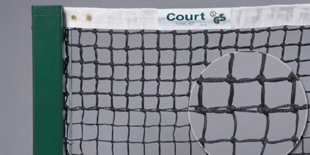 Website Tennis Net Double Stitched